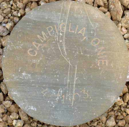 CAMPIGLIA, ONIE - Maricopa County, Arizona   ONIE CAMPIGLIA - Arizona Gravestone Photos