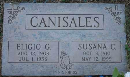 CANISALES, SUSANA C - Maricopa County, Arizona   SUSANA C CANISALES - Arizona Gravestone Photos