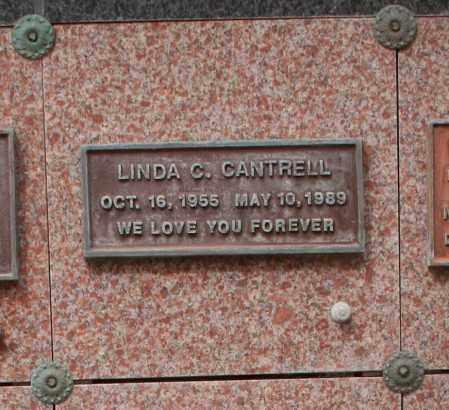 CANTRELL, LINDA C. - Maricopa County, Arizona | LINDA C. CANTRELL - Arizona Gravestone Photos