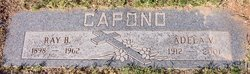 CAPONO, RAY B. - Maricopa County, Arizona | RAY B. CAPONO - Arizona Gravestone Photos