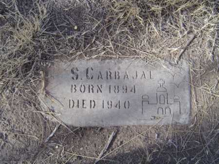 CARBAJAL, SERAPHINA - Maricopa County, Arizona | SERAPHINA CARBAJAL - Arizona Gravestone Photos