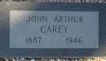 CAREY, JOHN ARTHUR - Maricopa County, Arizona | JOHN ARTHUR CAREY - Arizona Gravestone Photos