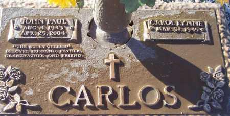 CARLOS, JOHN PAUL - Maricopa County, Arizona | JOHN PAUL CARLOS - Arizona Gravestone Photos