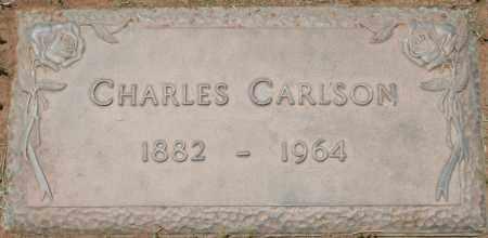 CARLSON, CHARLES - Maricopa County, Arizona   CHARLES CARLSON - Arizona Gravestone Photos