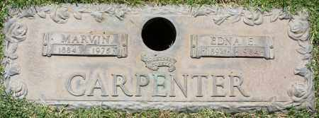 CARPENTER, MARVIN - Maricopa County, Arizona | MARVIN CARPENTER - Arizona Gravestone Photos