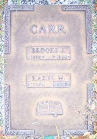 CARR, BROOKS J. - Maricopa County, Arizona   BROOKS J. CARR - Arizona Gravestone Photos
