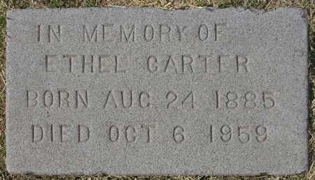 CARTER, ETHEL - Maricopa County, Arizona   ETHEL CARTER - Arizona Gravestone Photos