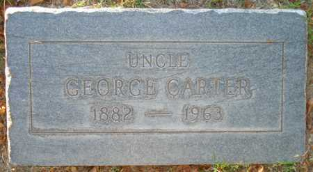 CARTER, GEORGE - Maricopa County, Arizona | GEORGE CARTER - Arizona Gravestone Photos