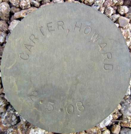 CARTER, HOWARD - Maricopa County, Arizona | HOWARD CARTER - Arizona Gravestone Photos