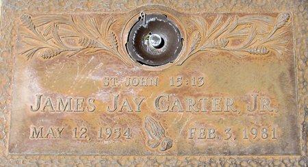 CARTER, JR., JAMES JAY - Maricopa County, Arizona | JAMES JAY CARTER, JR. - Arizona Gravestone Photos