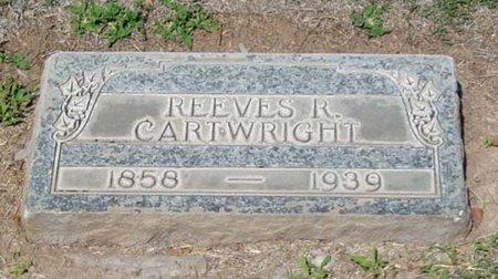 CARTWRIGHT, REEVES R. - Maricopa County, Arizona | REEVES R. CARTWRIGHT - Arizona Gravestone Photos