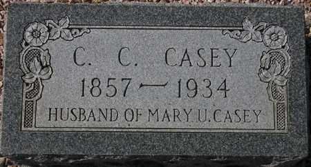 CASEY, C. C. - Maricopa County, Arizona | C. C. CASEY - Arizona Gravestone Photos
