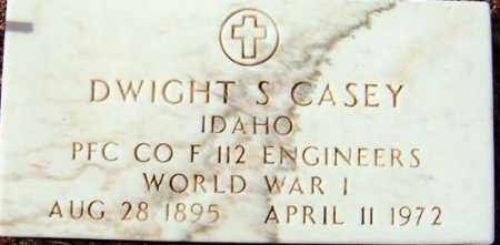 CASEY, DWIGHT S. - Maricopa County, Arizona | DWIGHT S. CASEY - Arizona Gravestone Photos