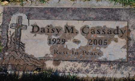 CASSADY, DAISY M. - Maricopa County, Arizona | DAISY M. CASSADY - Arizona Gravestone Photos
