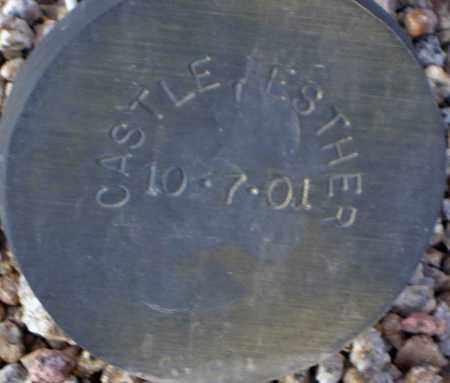 CASTLE, ESTHER - Maricopa County, Arizona   ESTHER CASTLE - Arizona Gravestone Photos
