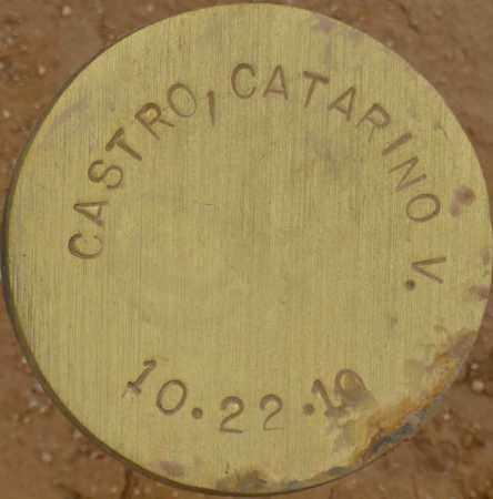 CASTRO, CATARINO V. - Maricopa County, Arizona   CATARINO V. CASTRO - Arizona Gravestone Photos