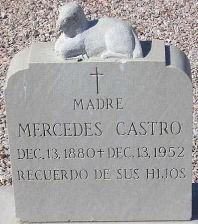 CASTRO, MERCEDES - Maricopa County, Arizona   MERCEDES CASTRO - Arizona Gravestone Photos