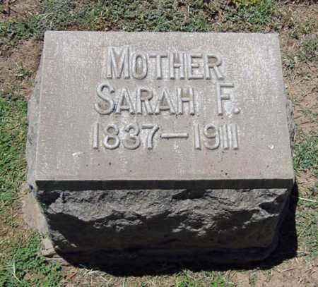 FORD CAVNESS, SARAH FRANCES - Maricopa County, Arizona | SARAH FRANCES FORD CAVNESS - Arizona Gravestone Photos