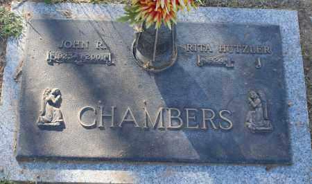 CHAMBERS, RITA - Maricopa County, Arizona   RITA CHAMBERS - Arizona Gravestone Photos