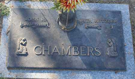 CHAMBERS, JOHN R - Maricopa County, Arizona | JOHN R CHAMBERS - Arizona Gravestone Photos