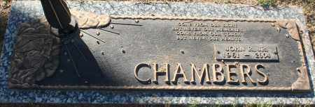 CHAMBERS, JOHN R, JR. - Maricopa County, Arizona   JOHN R, JR. CHAMBERS - Arizona Gravestone Photos