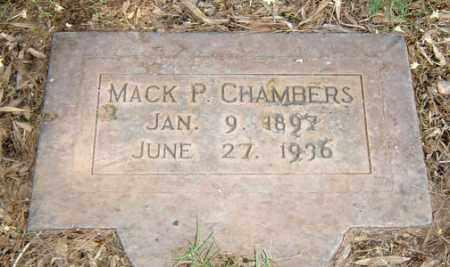 "CHAMBERS, MANCIL P. ""MACK"" - Maricopa County, Arizona | MANCIL P. ""MACK"" CHAMBERS - Arizona Gravestone Photos"