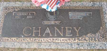 CHANEY, HERBERT L. - Maricopa County, Arizona | HERBERT L. CHANEY - Arizona Gravestone Photos