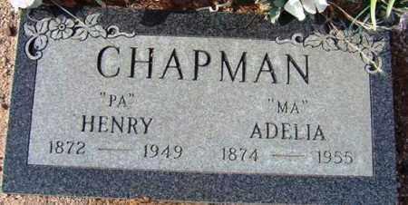 HELMS CHAPMAN, ADELIA JANE - Maricopa County, Arizona | ADELIA JANE HELMS CHAPMAN - Arizona Gravestone Photos
