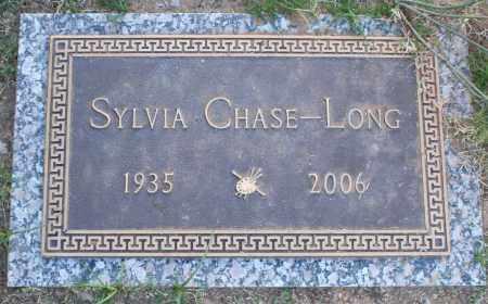 CHASE-LONG, SYLVIA - Maricopa County, Arizona | SYLVIA CHASE-LONG - Arizona Gravestone Photos