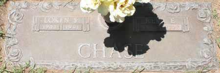 CHASE, LOREN S. - Maricopa County, Arizona | LOREN S. CHASE - Arizona Gravestone Photos
