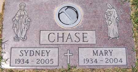 CHASE, MARY - Maricopa County, Arizona | MARY CHASE - Arizona Gravestone Photos