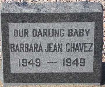 CHAVEZ, BARBARA JEAN - Maricopa County, Arizona | BARBARA JEAN CHAVEZ - Arizona Gravestone Photos