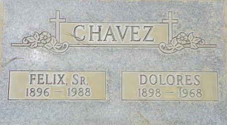 CHAVEZ, DOLORES - Maricopa County, Arizona   DOLORES CHAVEZ - Arizona Gravestone Photos