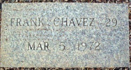 CHAVEZ, FRANK - Maricopa County, Arizona | FRANK CHAVEZ - Arizona Gravestone Photos