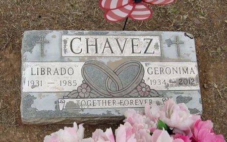 CHAVEZ, GERONIMA - Maricopa County, Arizona   GERONIMA CHAVEZ - Arizona Gravestone Photos