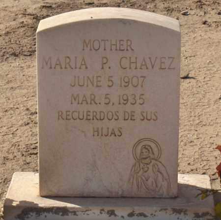 CHAVEZ, MARIA P - Maricopa County, Arizona | MARIA P CHAVEZ - Arizona Gravestone Photos