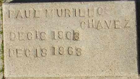 CHAVEZ, PAUL MURILLO - Maricopa County, Arizona | PAUL MURILLO CHAVEZ - Arizona Gravestone Photos