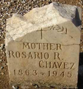 CHAVEZ, ROSARIO R. - Maricopa County, Arizona | ROSARIO R. CHAVEZ - Arizona Gravestone Photos