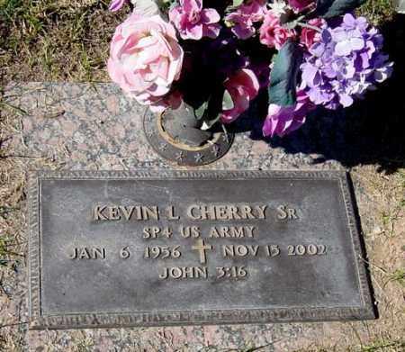 CHERRY, KEVIN LLOYD, SR. - Maricopa County, Arizona | KEVIN LLOYD, SR. CHERRY - Arizona Gravestone Photos
