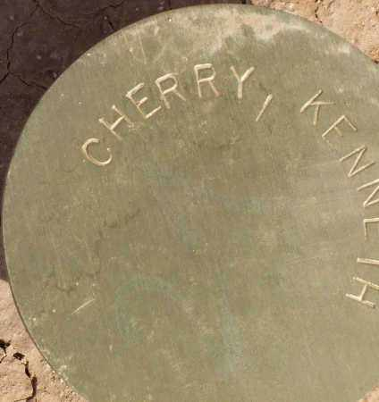 CHERRY, KENNETH - Maricopa County, Arizona | KENNETH CHERRY - Arizona Gravestone Photos