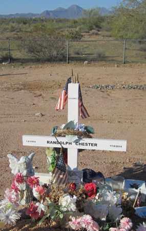 CHESTER, RANDOLPH - Maricopa County, Arizona | RANDOLPH CHESTER - Arizona Gravestone Photos