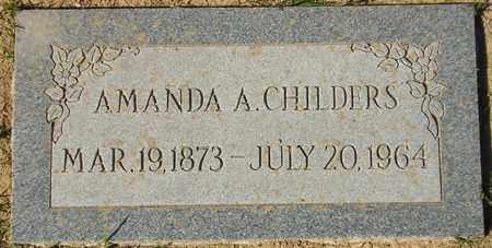 CHILDERS, AMANDA A. - Maricopa County, Arizona | AMANDA A. CHILDERS - Arizona Gravestone Photos