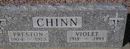 CHINN, VIOLET - Maricopa County, Arizona | VIOLET CHINN - Arizona Gravestone Photos