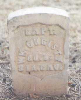 CHRISTY, WILLIAM - Maricopa County, Arizona   WILLIAM CHRISTY - Arizona Gravestone Photos