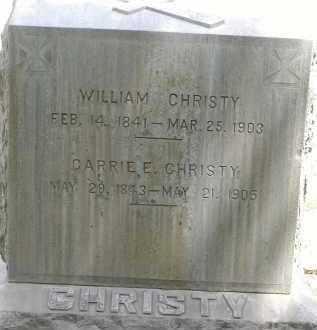 BENNETT CHRISTY, CARRIE E. - Maricopa County, Arizona | CARRIE E. BENNETT CHRISTY - Arizona Gravestone Photos
