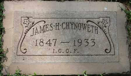CHYNOWETH, JAMES H - Maricopa County, Arizona | JAMES H CHYNOWETH - Arizona Gravestone Photos