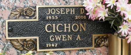 CICHON, GWEN A. - Maricopa County, Arizona | GWEN A. CICHON - Arizona Gravestone Photos