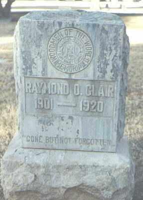 CLAIR, RAYMOND O. - Maricopa County, Arizona | RAYMOND O. CLAIR - Arizona Gravestone Photos