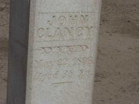 CLANCY, JOHN - Maricopa County, Arizona   JOHN CLANCY - Arizona Gravestone Photos