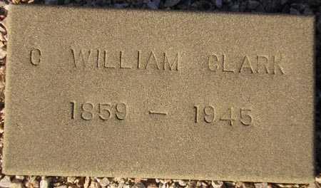 CLARK, C. WILLIAM - Maricopa County, Arizona | C. WILLIAM CLARK - Arizona Gravestone Photos